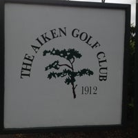 Photo taken at The Aiken Golf Club by Charles L. on 8/11/2012