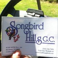 Photo taken at Songbird Hills Golf Club by Sean M. on 3/18/2012