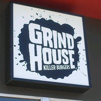 Photo taken at Grindhouse Killer Burgers by The Bite Life w. on 8/14/2012