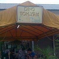 Photo taken at Dino Tomyam by Saya S. on 9/5/2012
