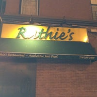 Photo taken at Ruthie's Restaurant of Brooklyn by Judy V. on 3/31/2012