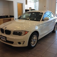 Photo taken at BMW of Springfield by Manny A. on 3/8/2012