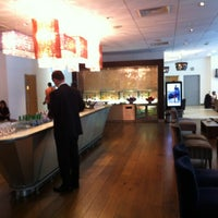 Photo taken at BA Galleries Lounge North by Jeff C. on 8/1/2012