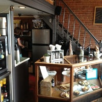 Photo taken at Anchored Ship Coffee Bar by Daniel M. on 9/9/2012