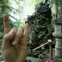 Photo taken at Templo Budista Ekoji by Tres D. on 2/11/2012
