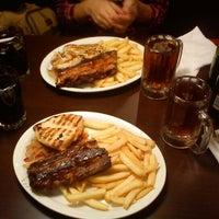 Photo taken at Mamut Restaurant by Oscar F. on 4/6/2012