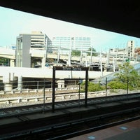 Photo taken at Silver Spring Metro Station by Lee M. on 7/7/2012