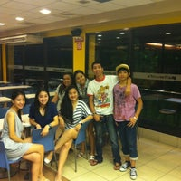 Photo taken at McDonald's by Ana Christel P. on 8/25/2012