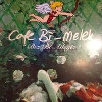 Photo taken at Cafe Bi-Melek by Yusuf D. on 4/1/2012