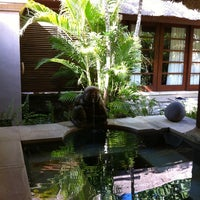 Photo taken at Mimpi Resort Menjangan Bali by itosumi on 4/29/2012
