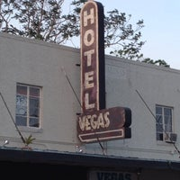 Photo taken at Hotel Vegas by Chris M. on 4/28/2012