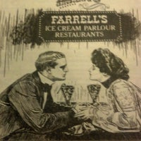 Photo taken at Farrell's Ice Cream Parlour by Ron L. on 5/5/2012