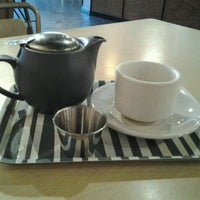 Photo taken at Gray Owl Coffee by Erin S. on 4/17/2012
