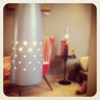 Photo taken at Cosmopolish Nail Bar by Kika P. on 8/25/2012