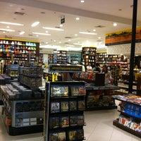 Photo taken at Saraiva Megastore by Fernando L. on 6/25/2012