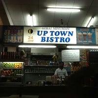 Photo taken at Uptown Bistro by Jan T. on 5/29/2012