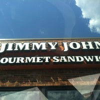 Photo taken at Jimmy John's by Samantha Z. on 3/14/2012