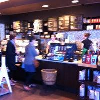 Photo taken at Starbucks by Caroline R. on 6/6/2012
