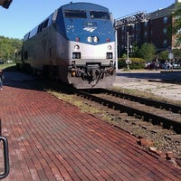 Photo taken at Amtrak Station (KWD) by Bryan E. on 9/8/2012