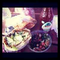 Photo taken at La Luna Market & Taqueria by Danica S. on 3/11/2012