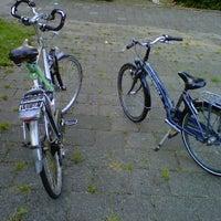 Photo taken at 2e Amstelveense Montessorischool by aalt s. on 9/4/2012