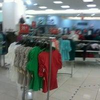 Photo taken at Lojas Renner by Danda S. on 7/6/2012