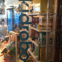 Photo taken at Kidrobot Studio Store by Rob W. on 5/6/2012