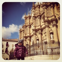 Photo taken at Catedral de Guadix by @pepechuchu on 4/7/2012