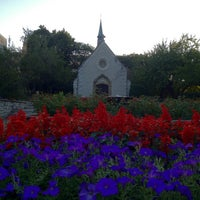 Photo taken at St. Joan of Arc Chapel by Jonathan W. on 8/17/2012