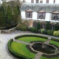 Снимок сделан в Coombe Abbey Hotel пользователем Sunay S. 3/17/2012