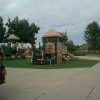 Photo taken at Meadowood Park Recreation Center by Lee G. on 6/1/2012