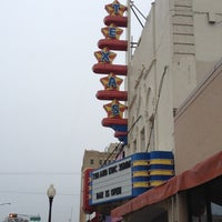 Photo taken at Texas Theatre by Ragan R. on 3/10/2012
