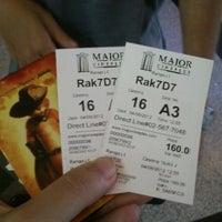 Photo taken at Major Cineplex Rangsit by Love เ. on 8/4/2012