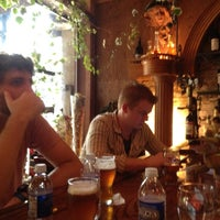 Photo taken at 7 Old Fulton Restaurant and Wine Bar by Andy L. on 7/26/2012