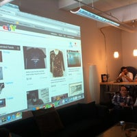 Photo taken at Hunch HQ by Nicole M. on 5/18/2012