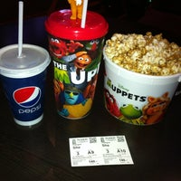 Photo taken at Major Cineplex Chiang Rai by Anny T. on 4/2/2012
