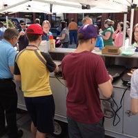 Photo taken at Milton Farmer's Market by brian b. on 5/19/2012