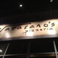 Photo taken at Varasano's Pizzeria by David W. on 5/4/2012