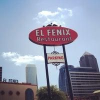 Photo taken at El Fenix Restaurant by Josh R. on 6/16/2012