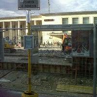 Photo taken at Fermata Tram - Stazione FS by Luise N. on 4/16/2012