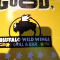 Photo taken at Buffalo Wild Wings by Colten S. on 4/28/2012