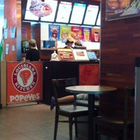 Photo taken at POPEYES by Khokan C. on 8/19/2012