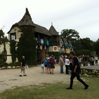 Photo taken at Bristol Renaissance Faire by Kate B. on 8/12/2012