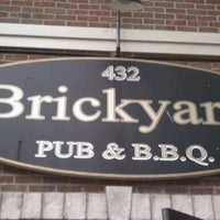 Photo taken at The Brickyard Pub & B.B.Q. by Robert P. on 6/16/2012
