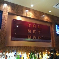 Photo taken at Met Bar & Grill by Britton E. on 5/9/2012