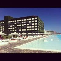 Photo taken at Royal Adam & Eve Hotels by Vedina K. on 8/31/2012