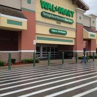 Photo taken at Walmart Neighborhood Market by Arien G. on 3/9/2012