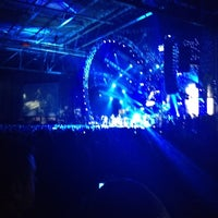 Photo taken at Lakewood Amphitheatre by Tyler T. on 5/13/2012
