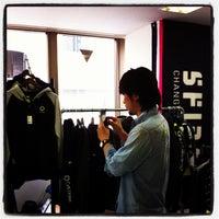 Photo taken at Urban Research 渋谷店 by Kiyoshi T. on 5/17/2012