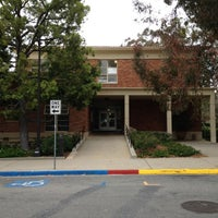 Photo taken at UCLA Perloff Hall by Alex R. on 6/13/2012